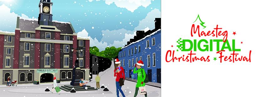 Bridgend Digital Christmas Festival
